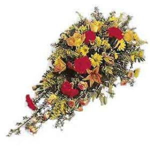 Funeral Flower Spray