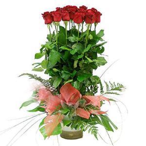 Red Roses Arrangement
