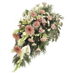 Funeral Flowers Spray