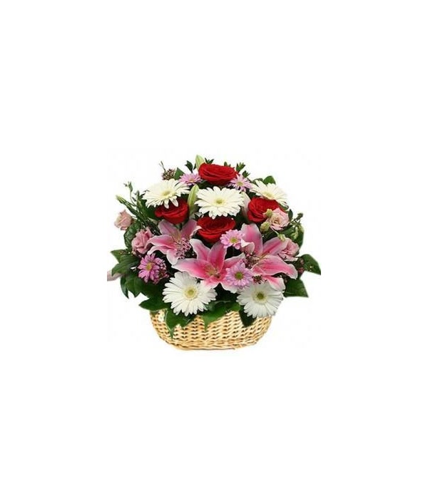 The Flower Basket