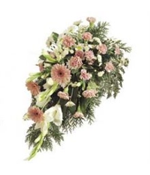 Funeral Flowers Spray