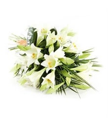 Funeral Liliums